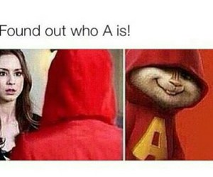 pll, a, and funny image