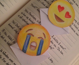 bookmarks, fangirl, and books image