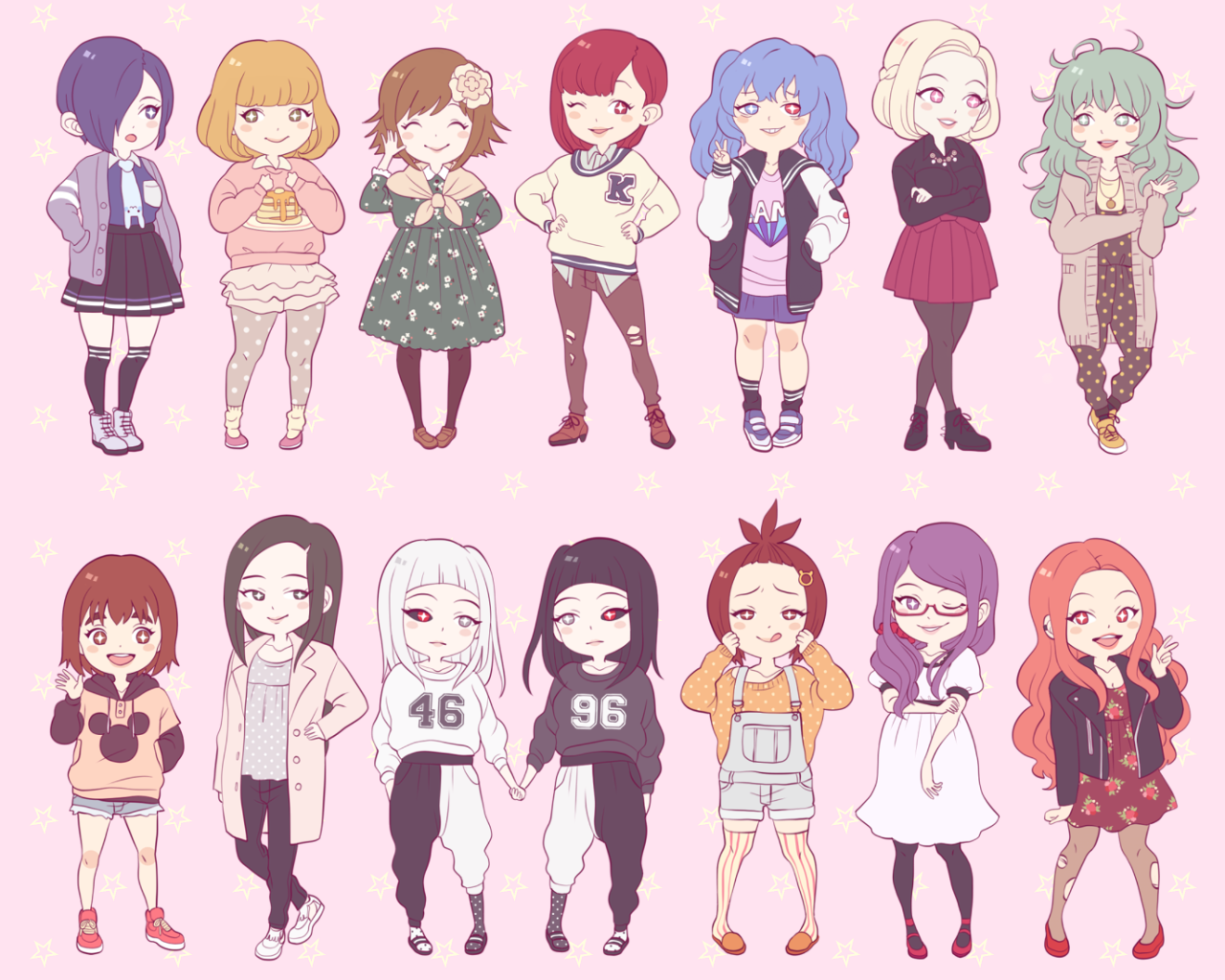 519 Images About Anime Fashion On We Heart It