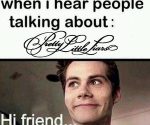 pll, friends, and funny image