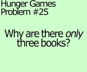 books, hunger games, and fangirl image