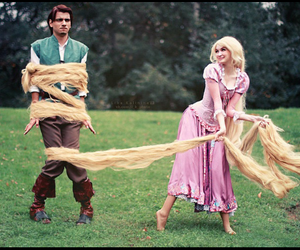 tangled, rapunzel, and cosplay image