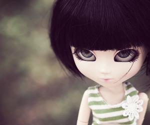 doll, pullip, and pullip doll image