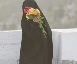allah, care, and flower image