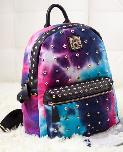 backpack galaxy and bag image