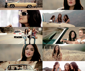 clip, music video, and lucy hale image