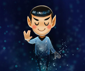 spock and star trek image
