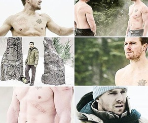 arrow, series, and oliver queen image
