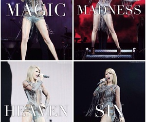 1989, blank space, and concert image