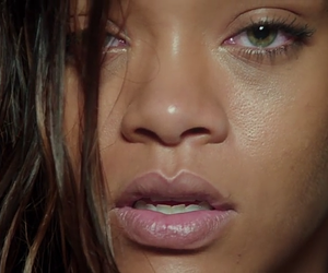 rihanna, stay, and eyes image