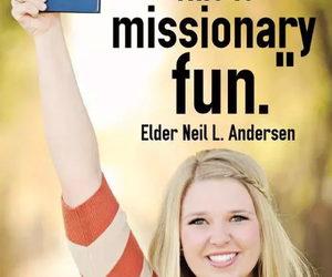 missionary and lds image