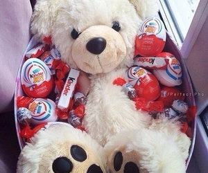 bear, toy, and cute image