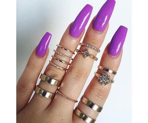 girls, want, and cute nails image