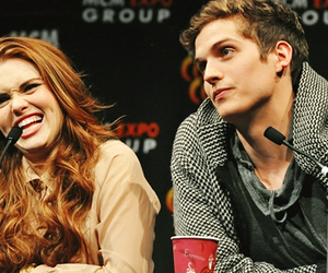 teen wolf, holland roden, and daniel sharman image