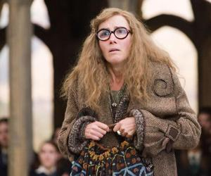 divination, emma thompson, and harry potter image