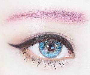 eyes, asian, and eye image
