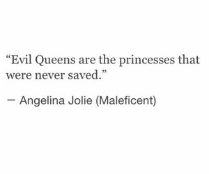 princess, quote, and Angelina Jolie image