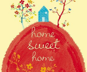 home and sweet image
