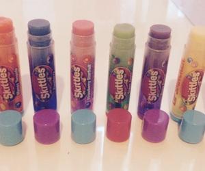 lipbalm, lips, and Lipsticks image