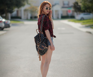fashion, outfit, and youtuber image