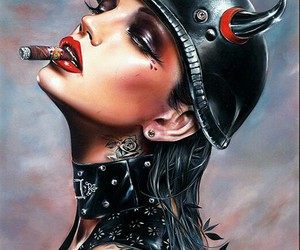Brian Viveros and fantasy art image