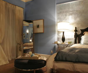 gossip girl, blair waldorf, and bedroom image