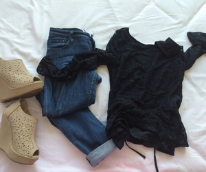 clothes, party, and fashion image