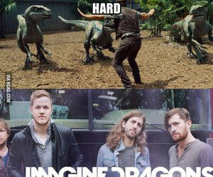 funny, imagine dragons, and lol image