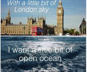 california, fly away, and london sky image