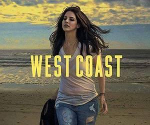 lana del rey, west coast, and lana image