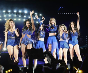 fifth harmony, Taylor Swift, and ally brooke image