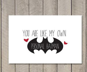 batman and cute image