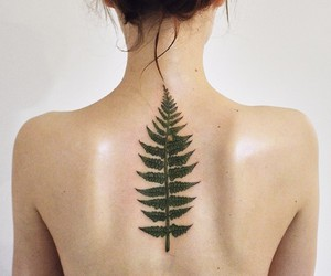 back, plant, and body image