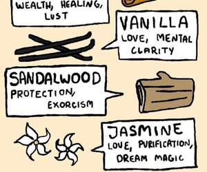 incense and magic image