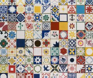 art and tiles image