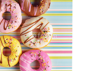 bread, donuts, and dulce image
