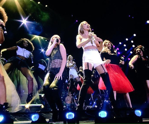 Taylor Swift and little mix image