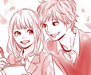 orange and manga image