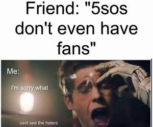 funny, joke, and 5 seconds of summer image