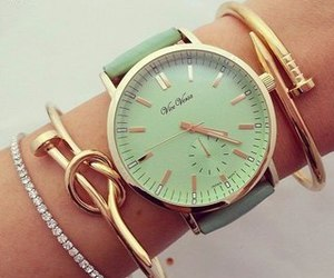 watch and bracelets image
