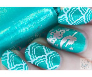 art, manicure, and cute image
