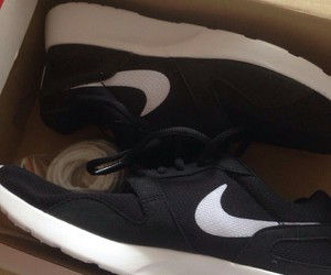 Just Do It, nike, and rosh run image