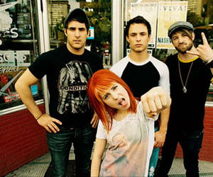 cool, paramore, and red head image