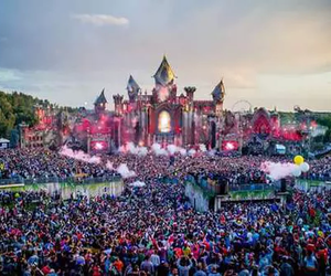 festival and tomorrowland image