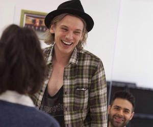Jamie Campbell Bower, gif, and Hot image