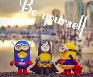 cool, inspiration, and minions image