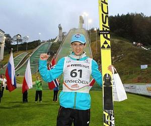 ski jumping and kamil stoch image