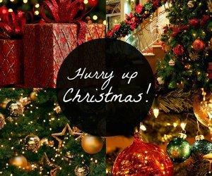 christmas, present, and light image