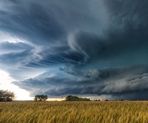 sky, love, and storms image