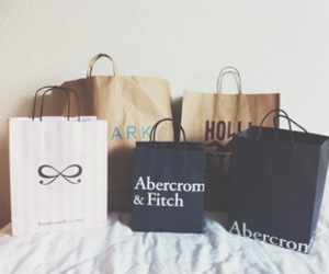 fashion, hollister, and shopping image